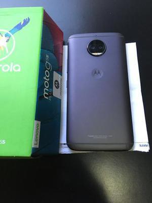 Moto g5s plus novo com nota (parcelocartao)