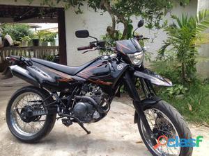 Moto yamaha xtz 125xe