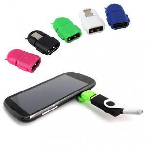 Adaptador micro usb otg p/ celular