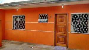 Aluga se casa 3 quartos vila nova próximo a renault r$ 850