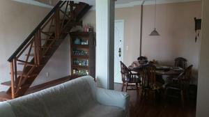 Aluguel de apartamento duplex