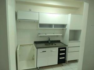 Apartamento 2 dormitórios, planta 52m², 10º andar, Nova