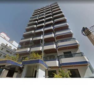 Apartamento 2 dorms, guilhermina, praia grande - r$