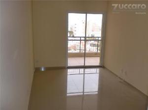 Apartamento residencial para locação, jardim zaira,