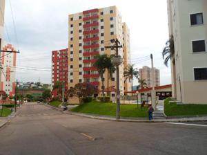 Apartamento residencial para locação, vila das
