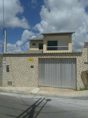 Casa nova 3/4 jd placaford