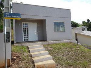 Casa alvenaria (nova) em joaçaba - sc