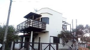 Casa em balneário gaivota com vista para o mar