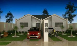Casa em fazenda rio grande (um lar pra chamar de seu)