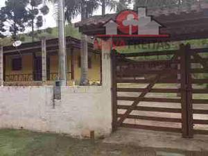 Chácara rural à venda, pouso alto, natividade da serra.