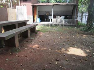 Fonseca-nit casa 4qts,garag e quintalzao. ac carta