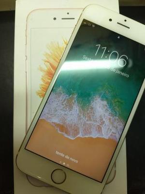 IPhone 6s gold 16GB - não troco