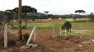 Linda área de 22.000 m2 para chácara em campo magro,