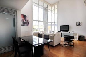 Loft residencial para locação, vila nova conceição,