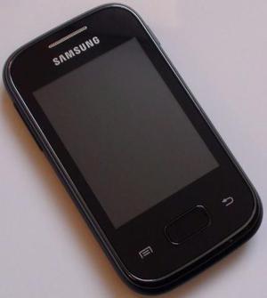 Samsung galaxy pocket com marcas de uso