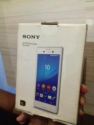 Smartphone sony xperia m4 aqua dual a prova d'água