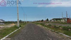 Terreno em avenida no santa fé ii - balneário gaivota - sc