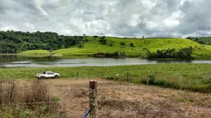 Terreno na represa de mauá 350mts