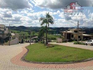 Terreno residencial à venda, condomínio residencial