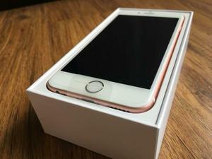 Iphone 6s novo garantia apple rose e dourado mais brindes