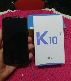 Lg k10 lte 16g dual chip novo na caixa