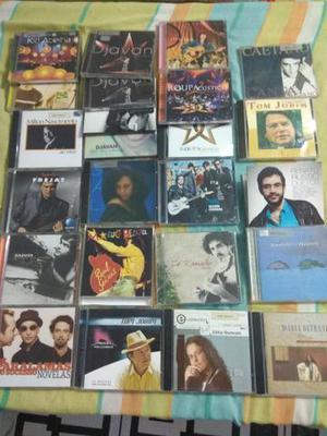 25 cds originais mpb