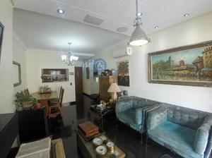 Apartamento padrão para venda em jardim bela vista santo