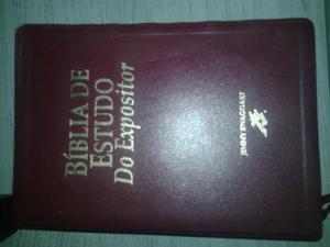 Bíblia de estudo do expositor e dicionário bíblico vida