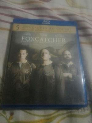 Blu ray foxcatcher - excelente estado