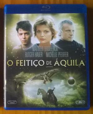 Blu-ray o feitiço de aquila
