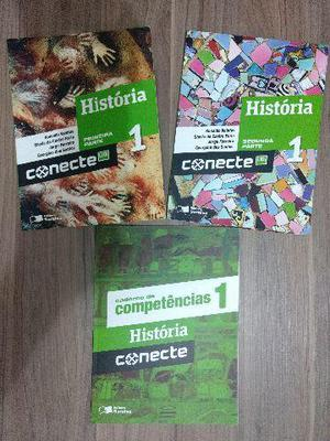 Box história - conecte vol. 1