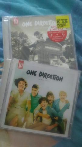 Cd's one direction