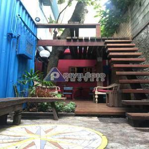 Casa de rua-à venda-botafogo-rio de janeiro