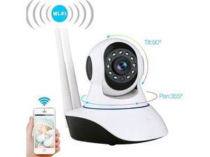 Câmera ip wifi onvif sensor de presença visão noturna