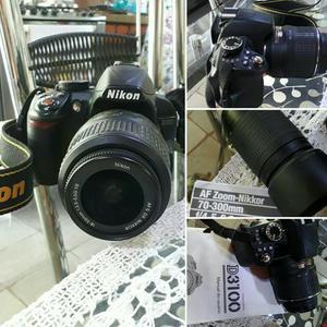 Câmera digital d3100