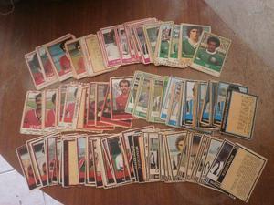Coleção 270 futebol cards ping pong - todas diferentes