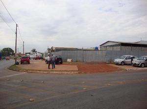 Galpão comercial para locação, zona industrial, guará.
