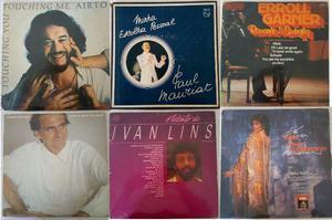Kit 24 lp's (12 álbuns) jazz, pop, indie mpb, música