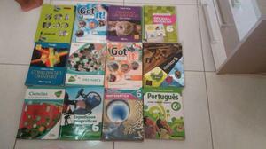 Livros do 6 e 7 ano