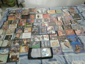 Lote de cds vários títulos, mais de 100 títulos