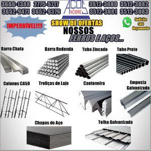 Materiais de construção em geral