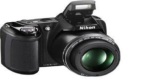 Máquina Fotográfica Nikon Colpix L810