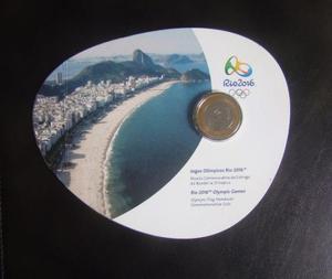 Olimpíadas - comemorativa - entrega da bandeira