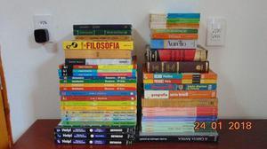 Pacotão livros didáticos - agora você aprende