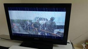 "Tv 32"" lcd samsung ln32b350 - defeito"