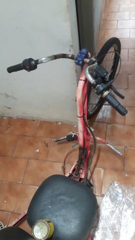 Trike drift motorizado 5.5