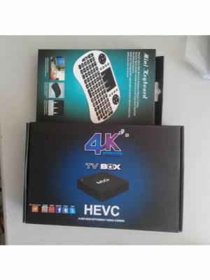 Tv box mx9 configurada mais teclado completa ponto usar