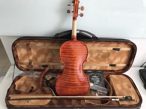 Violino 4/4 cópia stradivarius messiah 1716