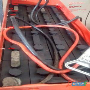 Bateria para empilhadeiras