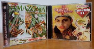 11 cds garantido, caprichoso, grupo de tradições marajoara